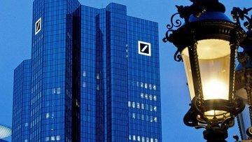 Deutsche 2. çeyrekte 3.19 milyar euro net zarar kaydetti