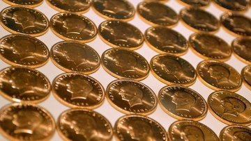 Gram altın 261,3 lira seviyelerinde