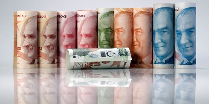 Dolar/TL 5.73