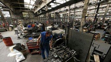 Euro Bölgesi'nde imalat PMI Temmuz'da daralmayı işaret etti