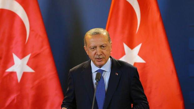 Erdoğan: (TCMB faiz indirimi) Bu bile yeterli değil