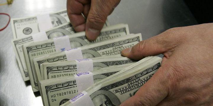 Finansal kesim dışı firmaların net döviz açığı Mayıs