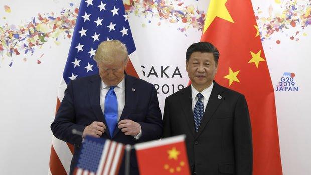Çin ticaret konusunda ABD ile