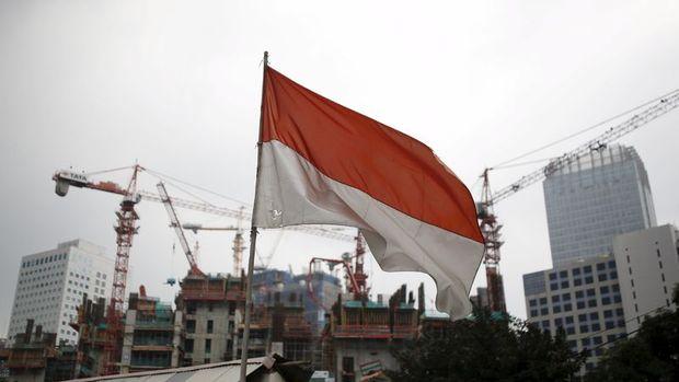Endonezya ikinci çeyrekte beklentilerin hafif üzerinde büyüdü