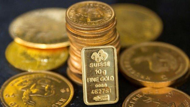 """Altın """"ticaret savaşı"""" ile 6 yılın zirvesine tırmandı"""
