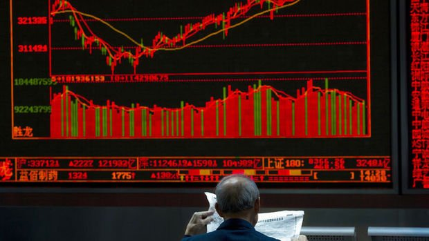 Asya borsalarına 'ticaret savaşı' darbesi