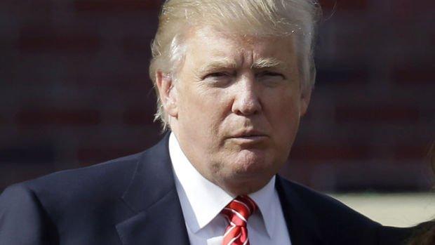 Trump: Çok güçlü bir pozisyondayız