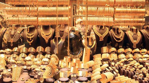 Gram altın 262,9 lira seviyelerinde