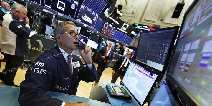 ABD borsaları sert düşüşle açıldı