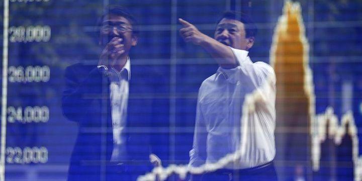 Asya borsaları hafif alış ağırlıklı seyretti