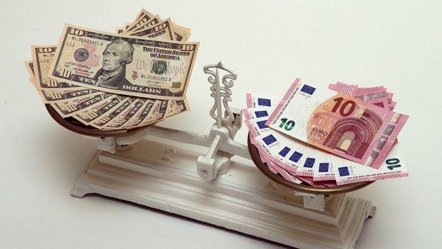 Yurt içi yerleşiklerin döviz mevduatı 942 milyon dolar azaldı
