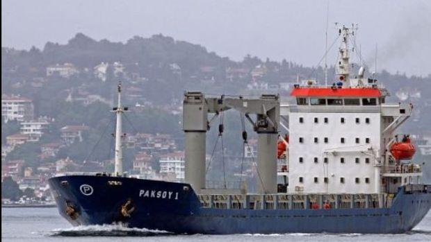 Nijerya'da rehin alınan 10 Türk gemici kurtarıldı
