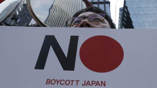 Güney Kore'den Japonya'ya ticaret misillemesi