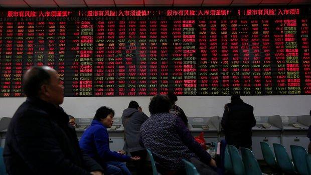 Asya borsaları Hong Kong kriziyle düşüşte