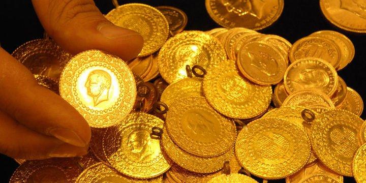 Gram altın 270,7 lira seviyelerinde
