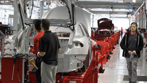 ABD'de sanayi üretimi Temmuz'da geriledi