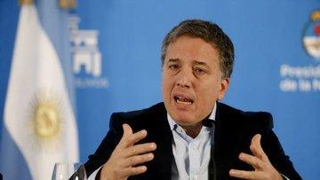 Arjantin Ekonomi Bakanı istifa etti
