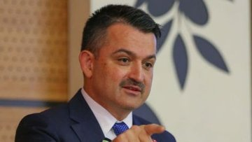 Bakan Pakdemirli: Türkiye 4 ürünün üretim ve ihracatında ...