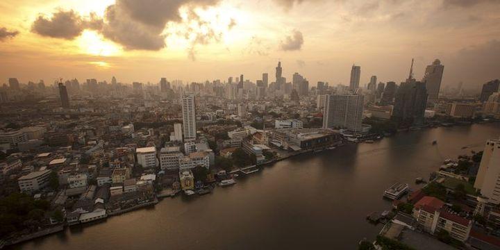 Tayland 5 yılın en zayıf büyümesini kaydetti