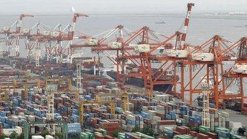 Japonya'da ihracat Temmuz'da 8. kez geriledi