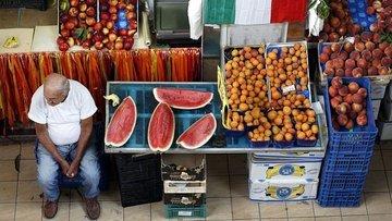 Euro Bölgesi'nde enflasyon Temmuz'da yüzde 1 oldu