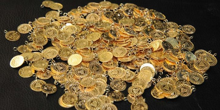 Gram altın 270 lira civarında seyretti