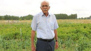 """71 yaşında üniversitede """"organik tarım"""" okuyacak"""