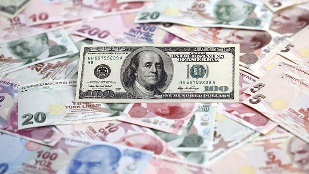 Dolar/TL dalgalı seyrin ardından yükselişte