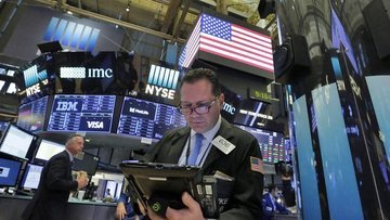 """ABD hisseleri """"ticaret"""" iyimserliği ile yükseldi"""