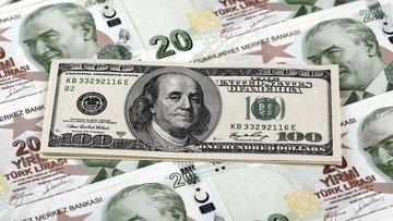 Dolar/TL yükselişini sürdürdü