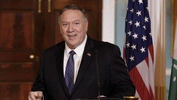ABD/Pompeo: ABD ile Çin heyetlerinin görüşmeleri sürdürme...