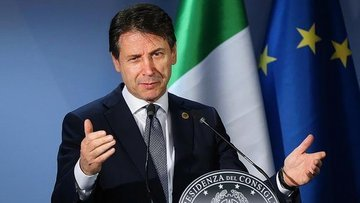 İtalya Başbakanı Giuseppe Conte, görevinden istifa edeceğ...