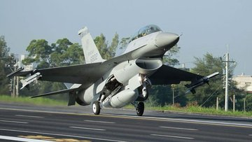 ABD Tayvan'a 8 milyar dolarlık F-16 satışını onayladı