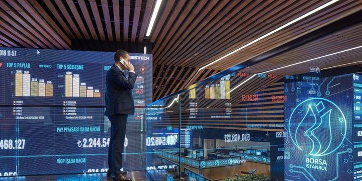 Borsa günün ilk yarısında geriledi - Bloomberg HT