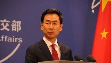 Çin İngiltere'nin Hong Kong Konsolosluğu çalışanının göza...
