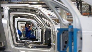 "Almanya'da imalat PMI ""resesyon sinyali"" veriyor"