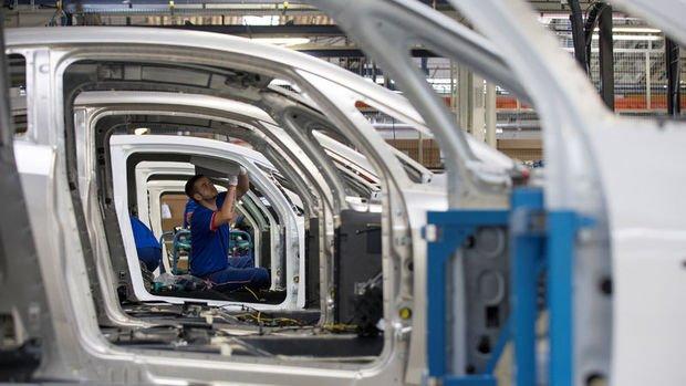 Almanya'da imalat PMI