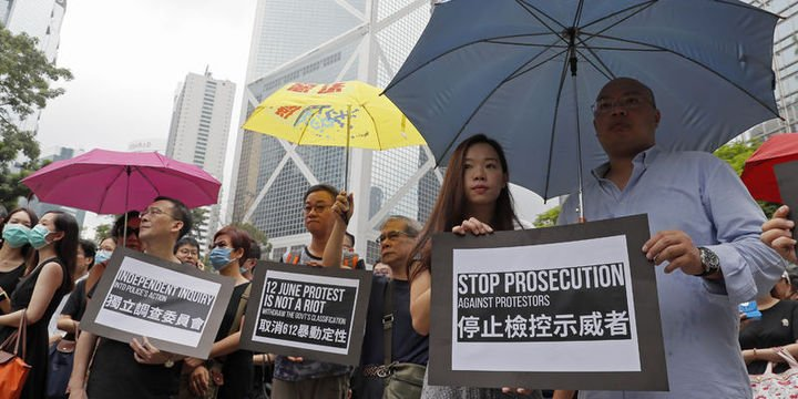Harvard ekonomisti: Hong Kong
