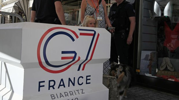45. G7 Zirvesi yarın başlıyor
