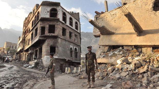 Husilerin Cazan kenti hedefli 6 balistik füze düşürüldü
