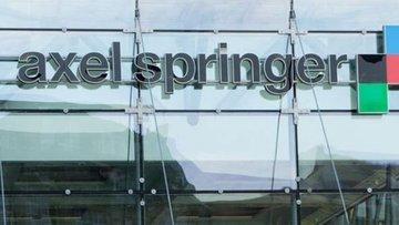 ABD'li yatırımcılar Alman Axel Springer'in yüzde 42,5'ini...