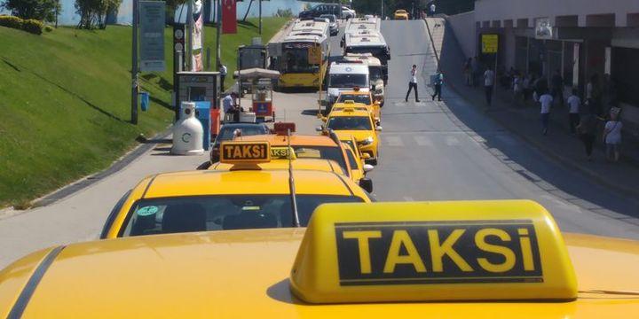 Taksi zammıyla İstanbul