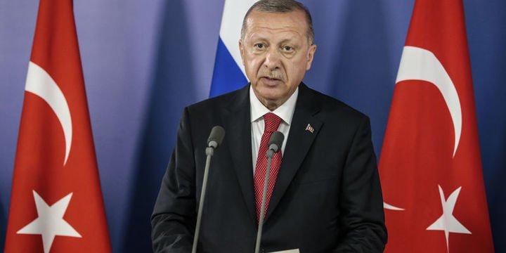 Erdoğan: Su-57 F-35