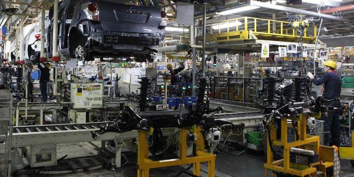 Türkiye imalat PMI Ağustos