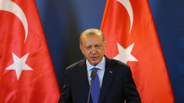Erdoğan: Cumhurbaşkanlığı Hükümet Sistemi'nden geriye dönüş yoktur