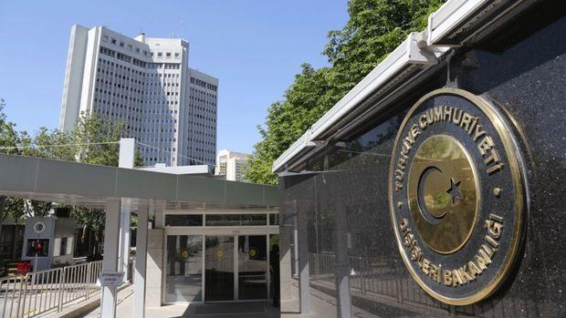 Lübnan'ın Ankara Büyükelçisi Dışişleri Bakanlığı'na çağrıldı