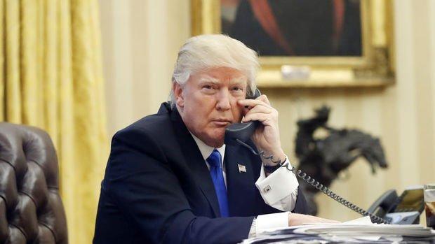Trump: ABD'nin gündeminde İran'a yönelik yaptırımları bitirme yok