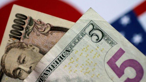 Yen ticaret gerginliğinin azalmasıyla dolar karşısında geriledi