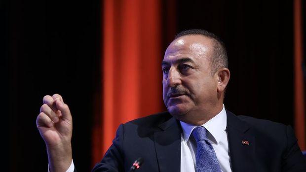 Çavuşoğlu: Hiç kimse Doğu Akdeniz'deki faaliyetlerimizi engelleyemez