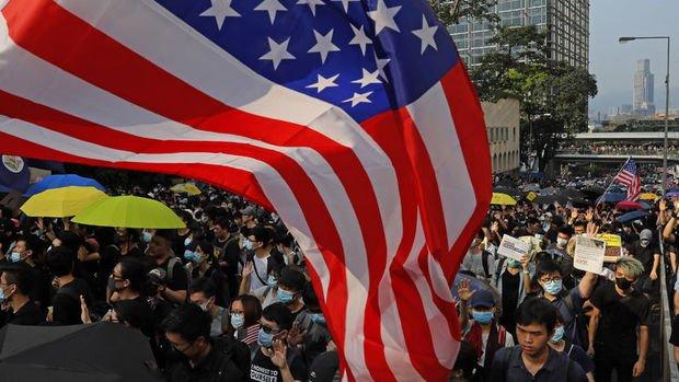 Hong Kong yönetiminden ABD Kongresi'ne